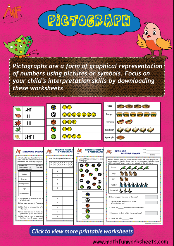 Pictograph Infograph
