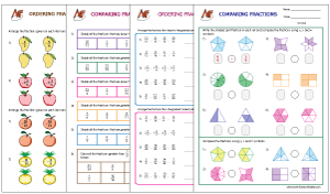 comparing-fractions